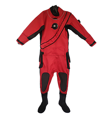 Tri-Laminate Butyl Drysuit-0811-01