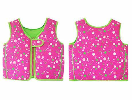 Neoprene Kids Life Jacket-1861-PK/SPOT