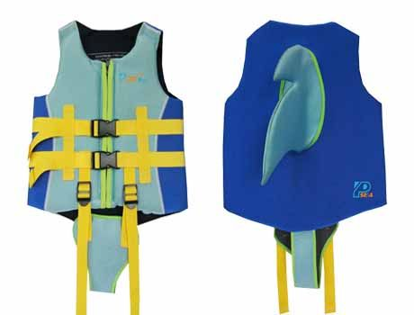 Neoprene Childrens Life Jacket-1862-BU