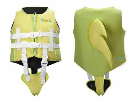 Neoprene Childrens Life Jacket-1862-GN