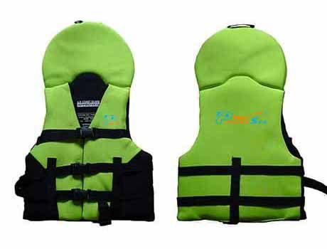 Neoprene Baby / Toddler Life Jacket-1863-GN