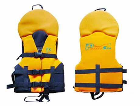 Neoprene Baby / Toddler Life Jacket-1863-OG