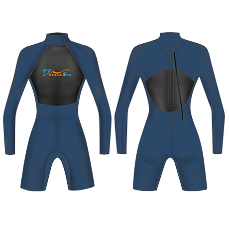 Neoprene Mens Surfing Suit Surf-1859-NY